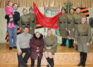 Клуб «Гармония» в деревне Макарово