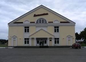 Дом культуры п. Большевик