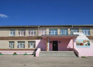 Дом культуры п. Буранный
