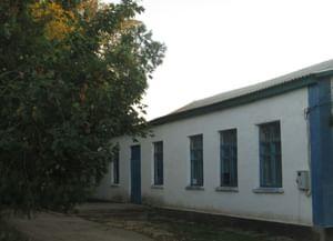 Полтавский сельский клуб
