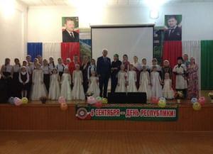 Центральный дом культуры Сунженского района (Чеченская Республика)