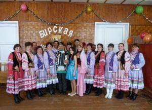 Сельский дом культуры с. Верхнелачентау