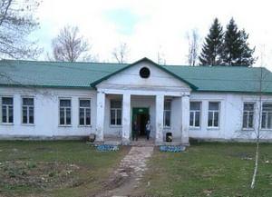 Рощинский сельский клуб