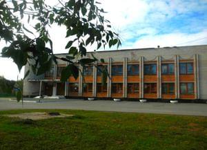 Дом культуры поселка Комсомольский