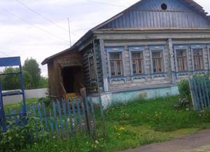 Лузгаринский сельский клуб