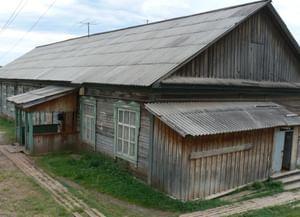 Клуб поселка Сосьва