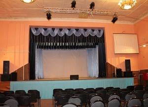 Районный дом культуры г. Данилов