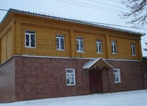 Семёновский сельский клуб
