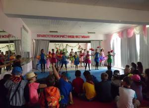 Перевальненский сельский дом культуры