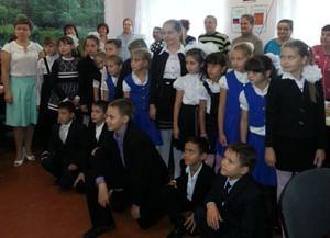 Верхнекургановский сельский клуб