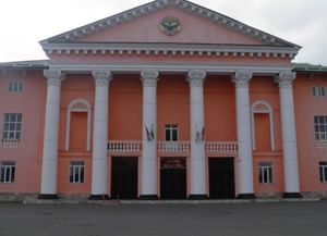 Районный дом культуры г. Сунжи