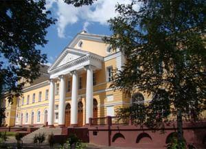 Культурный центр города Вичуги