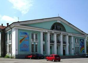 Дворец культуры имени А.М. Горького