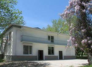 Дом культуры поселка Любимовка