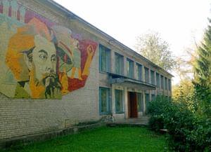 Культурный центр поселка Кунья