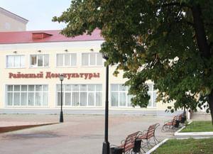 Центр культуры и досуга Викуловского района