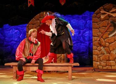 Спектакль «Приключения Кота в сапогах и шляпе»
