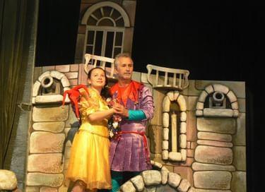 Спектакль «Трубадур и его друзья»