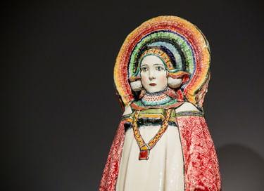 Выставка «Скульптор Андреев. Кем вы были до 1917 года?»