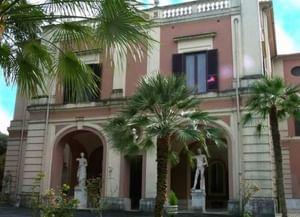 Вилла Абамелек в Риме