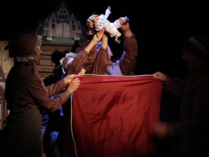 Спектакль «Стойкий оловянный солдатик»