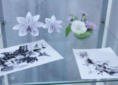 Выставка Елены Климохиной «Графика»