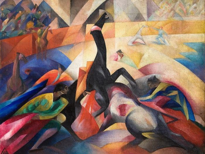 Выставка «Ясновидцы грядущего»