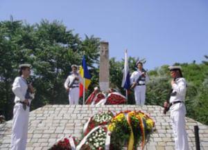 Памятник русским солдатам в деревне Гарвэн