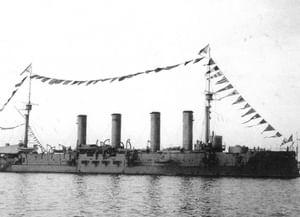 Броненосный крейсер «Паллада»