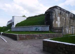 Крепость Осовец в Осовице