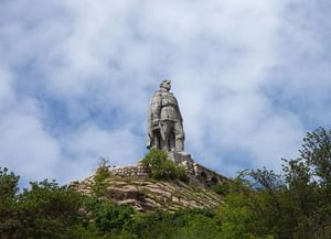 Памятник советскому солдату-освободителю «Алеша»
