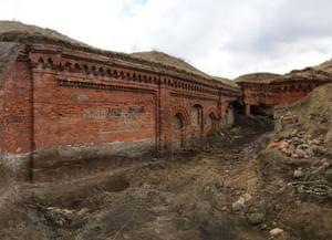 Ивангородская крепость в Демблине