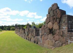 Крепость Бомарсунд на острове Аланд