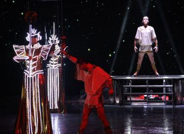 Современный балет «Боги и люди»