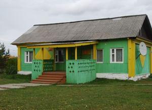 Овсянниковский сельский клуб