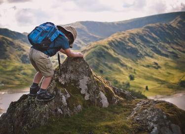 Развлекательно-познавательная программа «Весёлые путешественники»
