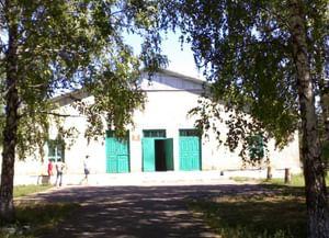 Шанинский сельский дом культуры пос. Участок № 4