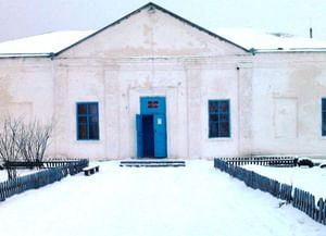 Верхнетишанский дом культуры
