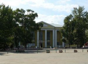 Дом культуры им. М. Жукова п. Новокашпирский