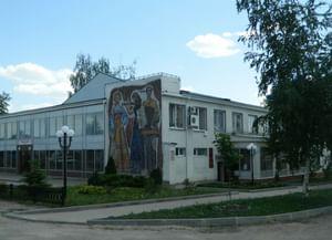 Районный культурно-досуговый центр села Репьевка
