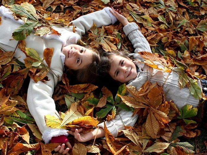 Цикл мероприятий «Осенняя пора»