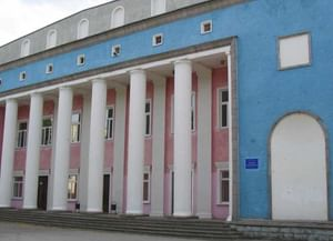 Дворец культуры города Новомосковска