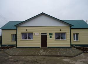 Славгородский сельский клуб