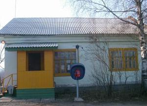Щеболовский сельский клуб