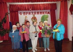 Прончищевский сельский клуб