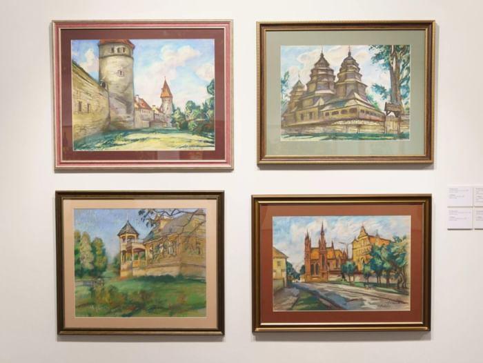 Выставка «Россия в произведениях Юрия Филиппова»