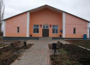 Камышеватовский дом культуры
