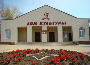 Центр культурного развития с. Щербаково