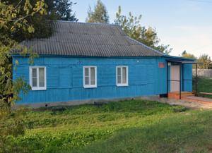 Березовский сельский клуб
