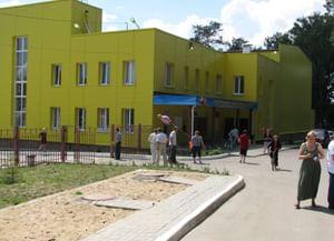 Дом культуры Калужской сельскохозяйственной опытной станции